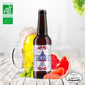 Bière Oaï IPA bio par brasserie Sulauze 330 ml