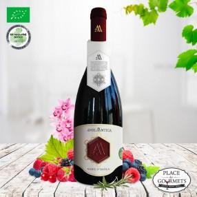 Avolantica Nero d'Avola - Merlot vin italien bio 2016 , Vigne di Luna