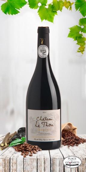 """Château Le Thou """"Grand Vin"""" Coteaux du Languedoc"""