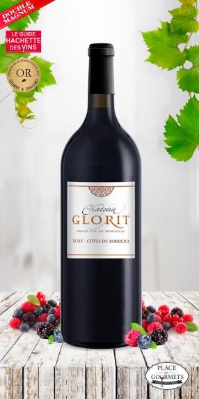 Double magnum Château Glorit