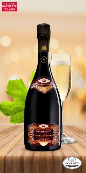 Perla Nera champagne