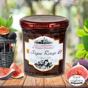 Confiture à la figue rouge Domaine Les Comtes de Provence