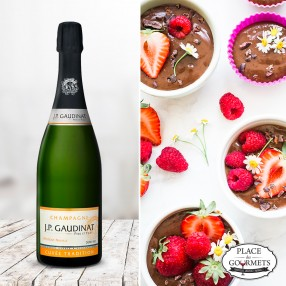Champagne demi-sec JP Gaudinat Tradition