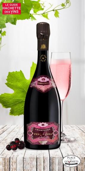 Perla Rosa Champagne rose
