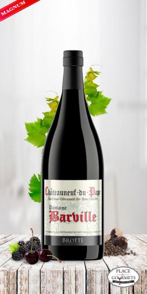Magnum Domaine Barville Châteauneuf-du-Pape