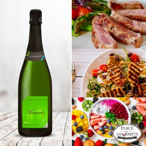 Champagne brut Jean-Marie Marcoult & Fils