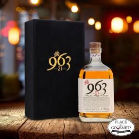 963 Blended Whisky japonais 21 ans