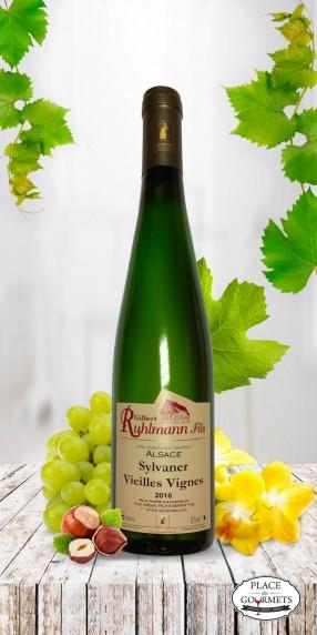 Gilbert Ruhlmann Fils Sylvaner vieilles vignes d'Alsace