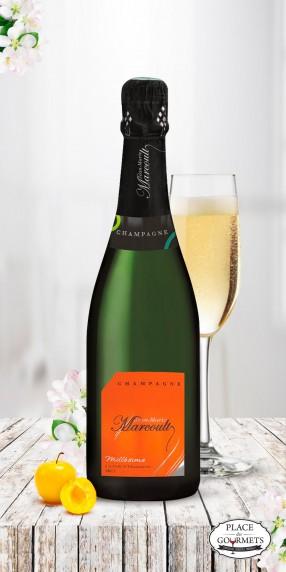 Champagne millésimé 2012 brut Jean-Marie Marcoult & Fils Chardonnay